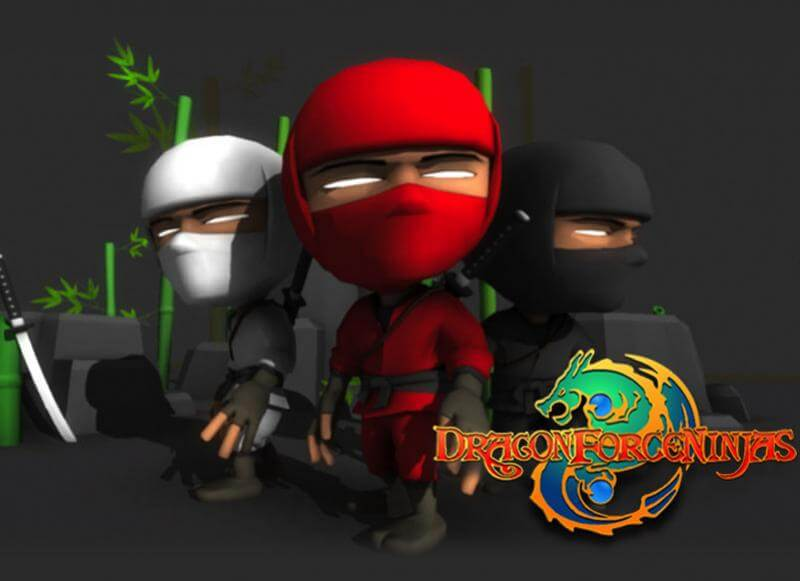 dragon force ninjas martial arts game