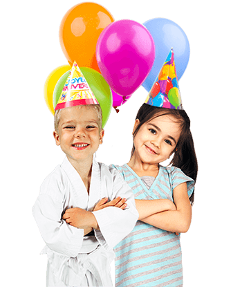 Martial Arts Hindsdale Fitness Club - Birthday Parties